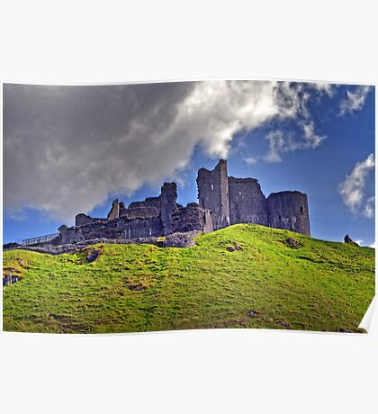 Castles of Wales - Welsh Castle Poster