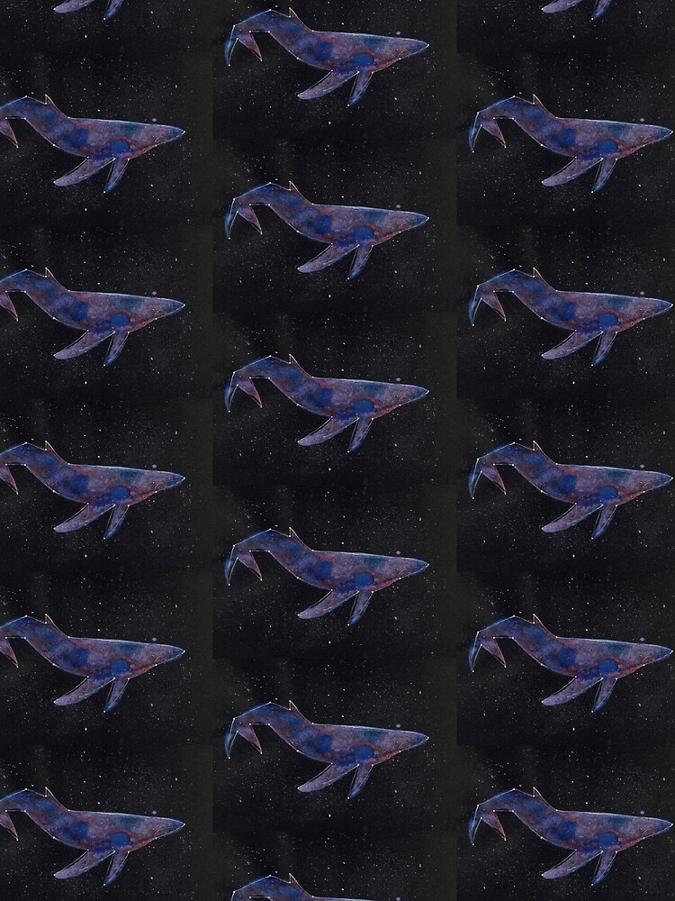 Constellation Galaxy Whale by creaturesofnat