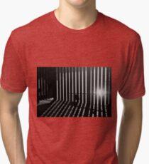 Seeking The Lines Tri-blend T-Shirt