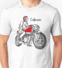 Caferacer Custom Unisex T-Shirt