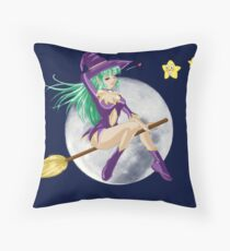 Sexy sweet Witch Throw Pillow