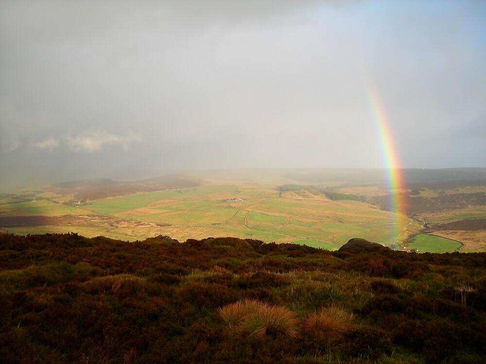 Staffordshire Moorlands by benmacdui