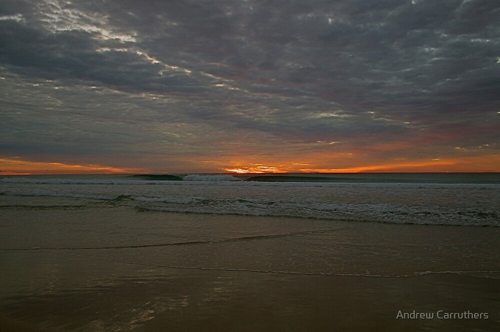 dawn right by Andrew Carruthers