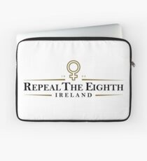 Repeal The 8th Guinness Style Laptop Sleeve