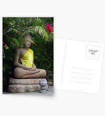 Bouddha - Cambodia Postcards