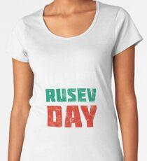 WWE Rusev Day Women's Premium T-Shirt