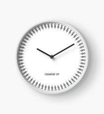 Change Up - Clock Clock