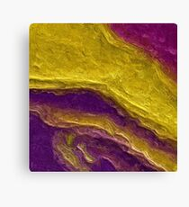 Gilded Canvas Print