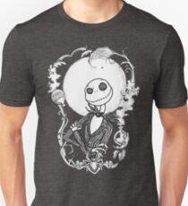 Jack Skellington Dibujo  Camisetas  83db49fd98dfb