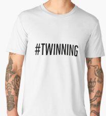 #twinning Men's Premium T-Shirt
