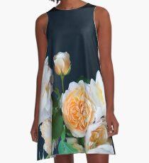 English roses A-Line Dress