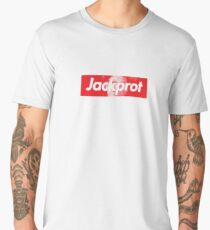 Jackprot Box Logo Men's Premium T-Shirt