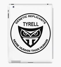 Tyrell Corporation iPad Case/Skin
