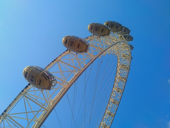 The London Eye by TalBright