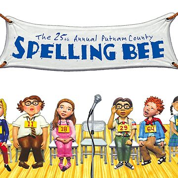 The 25th Annual Putnam County Spelling Bee by key-change