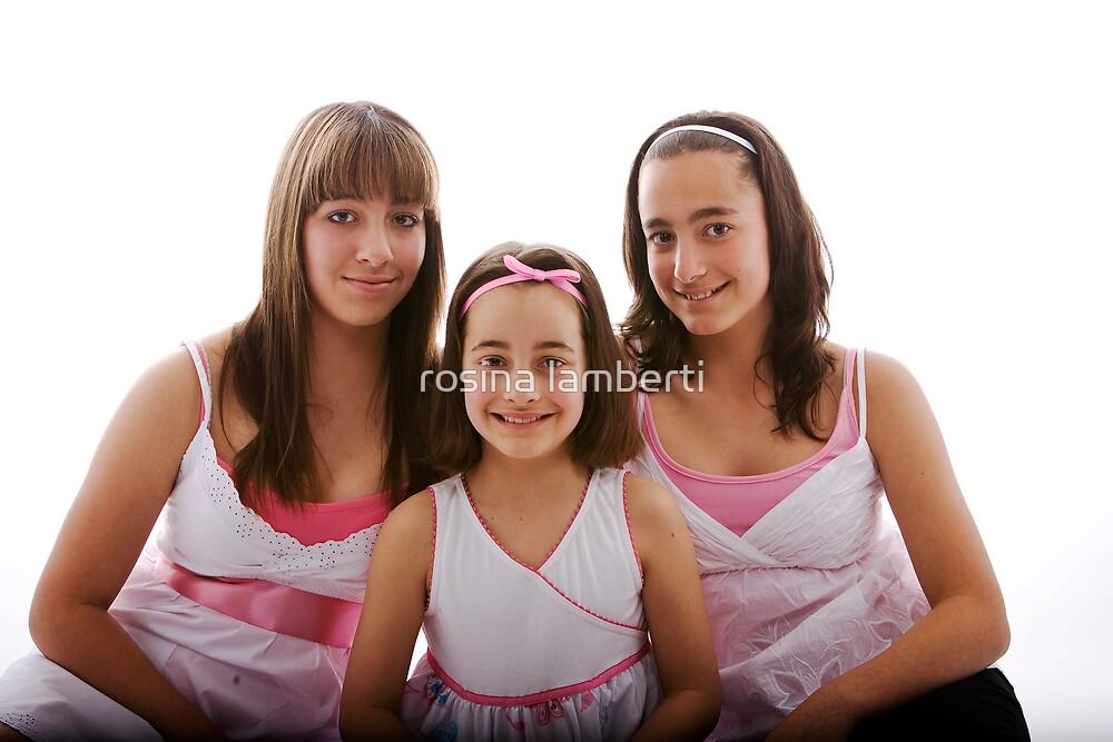Rebecca,Ashley & Grace by rosina lamberti