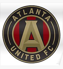 Atlanta United Club Poster