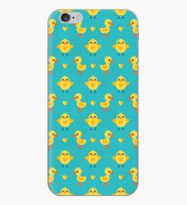 Chicks and Ducklings iPhone Case