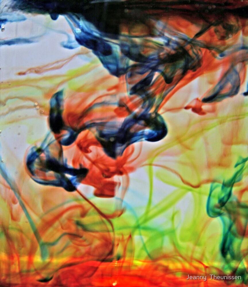 Liquid Art by Jeanny  Theunissen