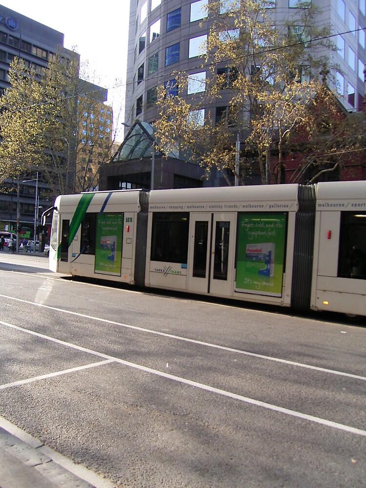 tram by Shoges
