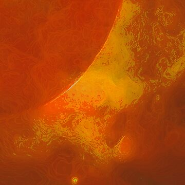 ABSTRACT - Red Planet by geegeetee11