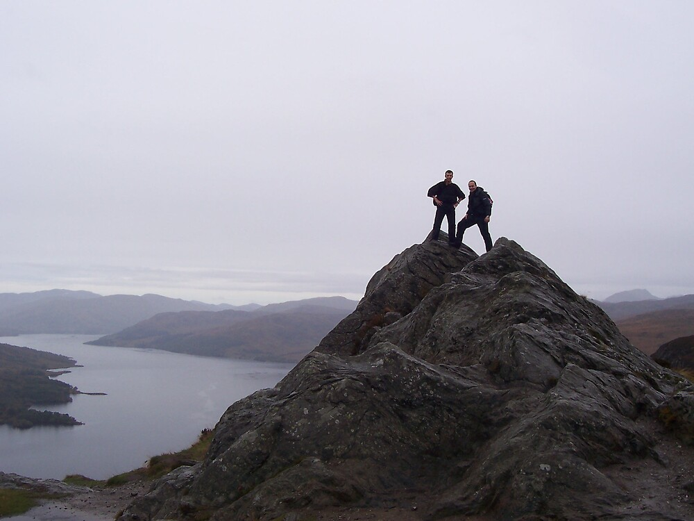 Ben A'an Loch Katrine by benmacdui