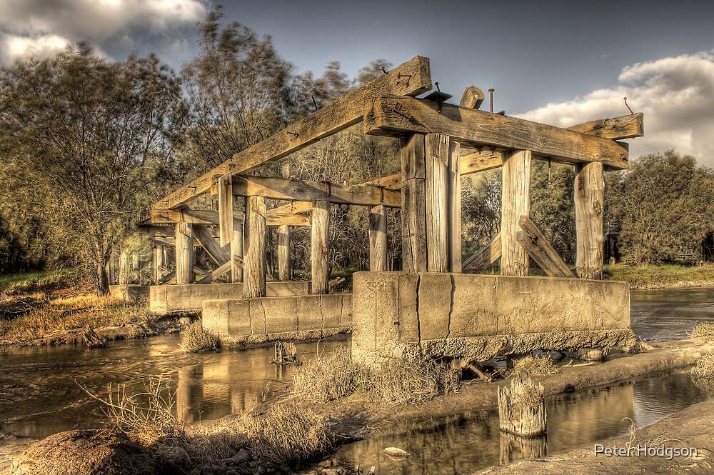 Broken Bridge by Peter Hodgson
