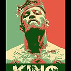 Conor McGregor King by bigtimmystyle