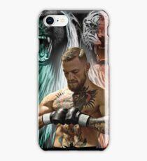 Notorious Conon McGregor Beasts Inside iPhone Case/Skin