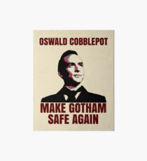 Make Gotham Safe Again Art Board