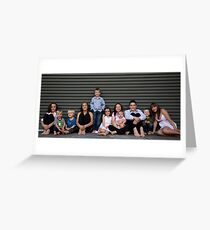 All together  Greeting Card