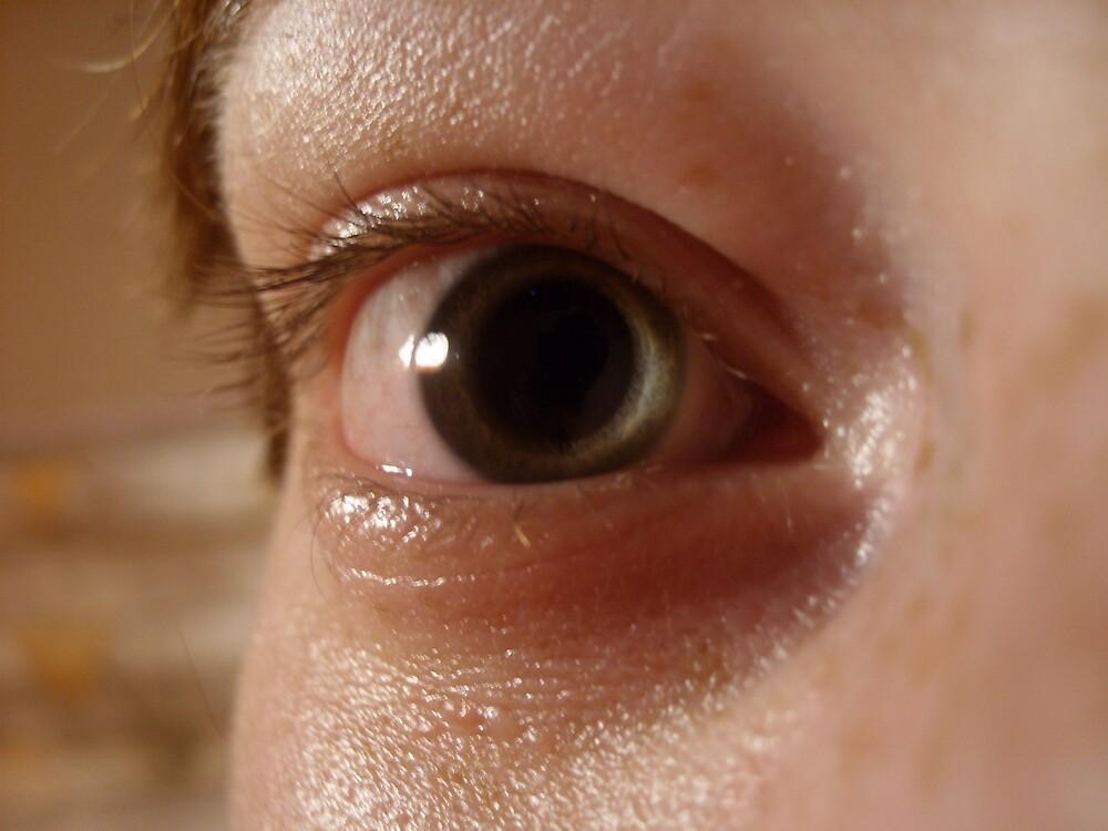right eye by polszki