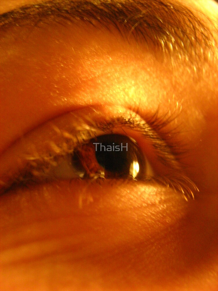 Smiling Eye by ThaisH
