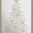 Christmas Tree of Stars and Bows by toots