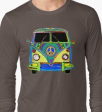 Peace Bus - Psychedelic T-Shirt