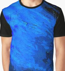 Creation Blue Graphic T-Shirt