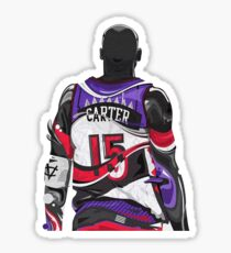 Vince Carter Sticker
