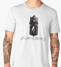 Morgana - Look What You Made Me Do Men's Premium T-Shirt