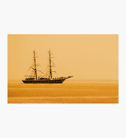 Tall Ship Photographic Print