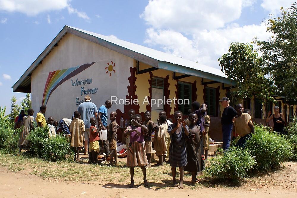 Wansimba Primary School by Rosie Appleton