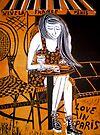 """Love in Paris 2nd Edition by Belinda """"BillyLee"""" NYE (Printmaker)"""