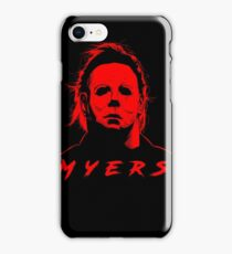 Myers boogeyman iPhone Case/Skin