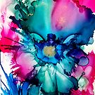 Blue iris #2 by tinymystic