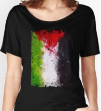palestine Women's Relaxed Fit T-Shirt