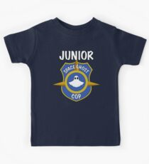 Junior Space Ghost Cop Kids Clothes