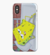 SpongeBob Sexy Bob iPhone Case