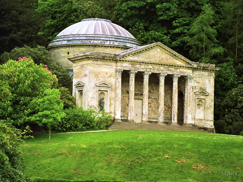 Stourhead Folly by MBehl