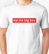 Me Me Big Boy Jacksfilms T-Shirt