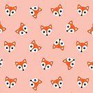 Kleine rote Füchse - erröten von daisy-beatrice