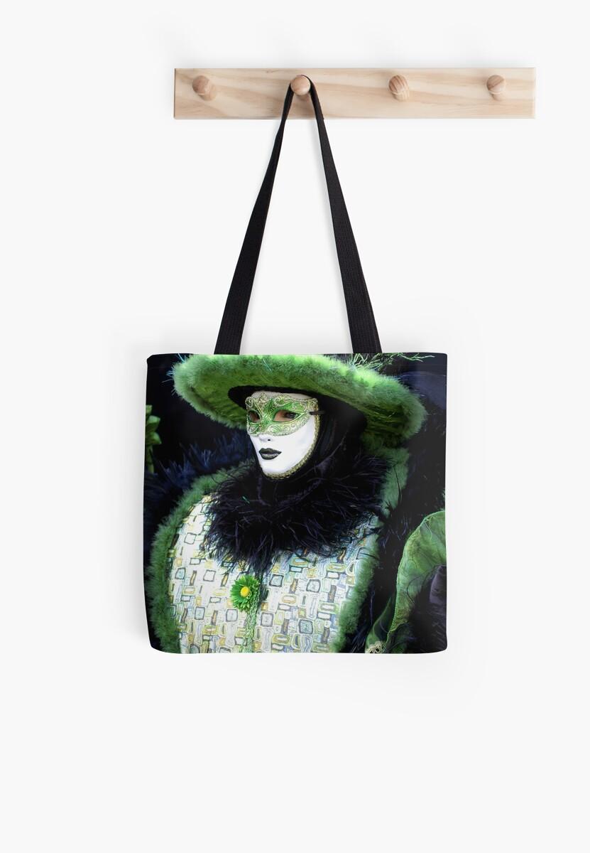 Green Jester  by VeniceCarnival